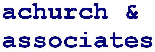 achurch & associates